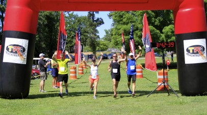 2015 Peachtree City Marathon Relay
